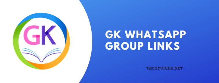 GK whatsapp group links