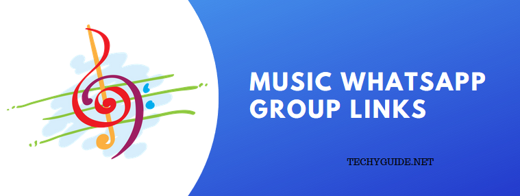 MUSIC whatsapp group links