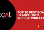 Best boAt Headphones