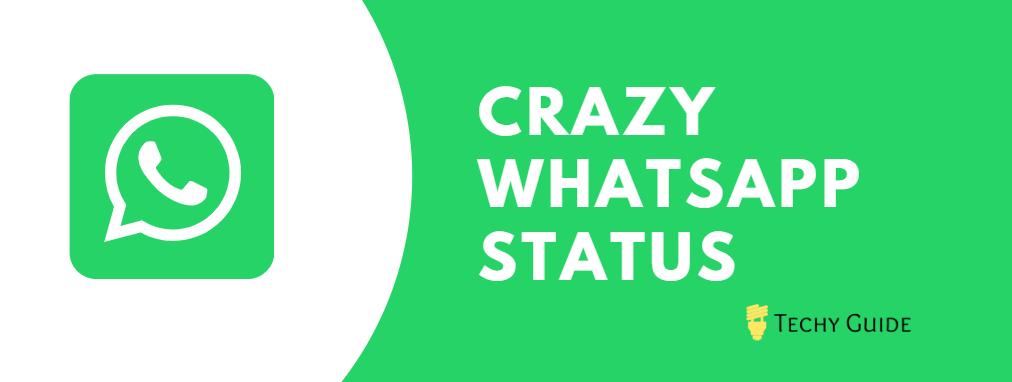 Crazy WhatsApp Status