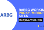 RARBG SITES