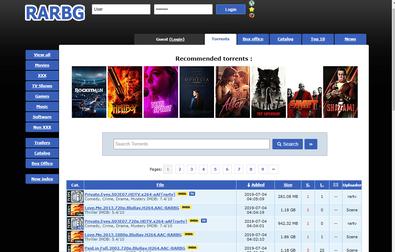 RARGB Home page