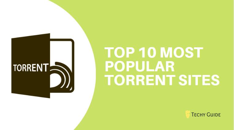 popular torrent sites