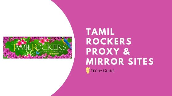 tamil rockers proxy sites