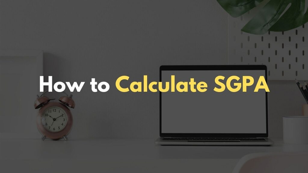 How to calculate SGPA?